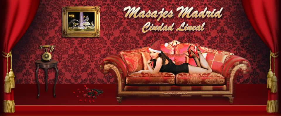 Masajes final feliz Madrid - Masajes Ciudad Lineal